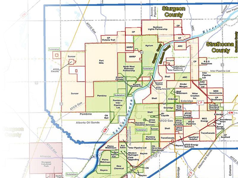 The Region – Alberta's Industrial Heartland Association