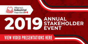 Alberta Industrial Heartland Annual Stakeholder Event 2019